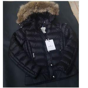 Moncler Black Coat Jacket